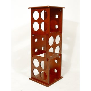 Fuji 12-bottle Wine Rack