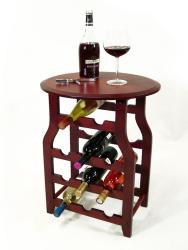 Apachi 11-bottle Wine Rack