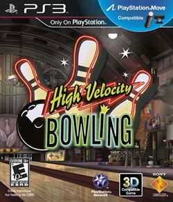 PS3 - High  Velocity Bowling - By Sony Computer Entertainment