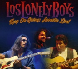 Los Lonely Boys - Keep On Giving: Acoustic Brotherhood Live