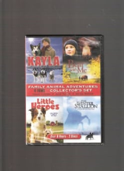 Family Animal Adventures Collector's Set (DVD)
