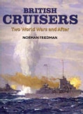 British Cruisers: Two World Wars and After (Hardcover)