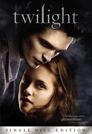Twilight: Single Disc Edition (DVD)
