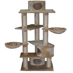 Go Pet Club Condo HOuse Cat Tree Pet Furniture