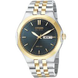 Citizen Men's Eco-drive Corso Two-tone Watch