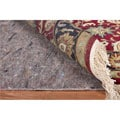 Deluxe Hard Surface and Carpet Oval Rug Pad (4'6 x 6'6)