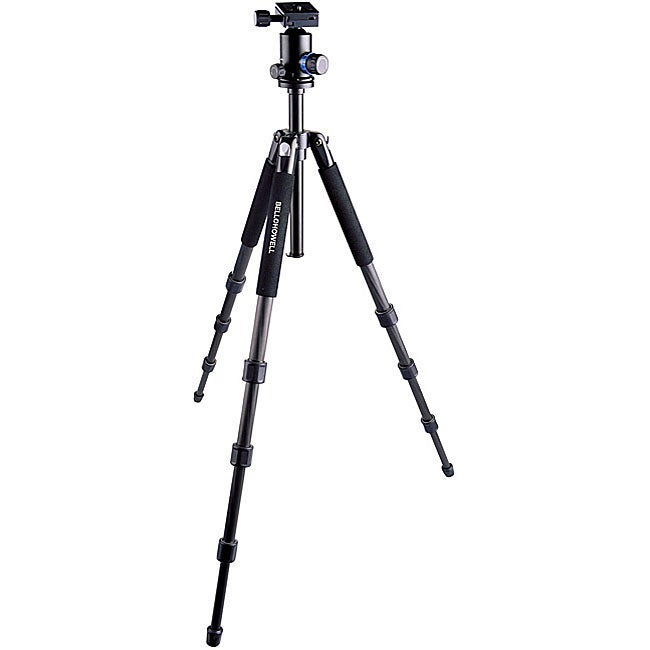 Bell + Howell XPLOR 90 Professional Carbon Fiber Tripod
