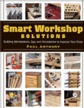 Smart Workshop Solutions: Building Workstations, Jigs, and Accessories to Improve Your Shop (Paperback)