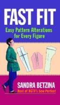 Fast Fit: Easy Pattern Alterations for Every Figure (Paperback)
