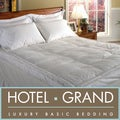 Hotel Grand Luxurious Downtop Baffle Box 5-inch Gusset Featherbed