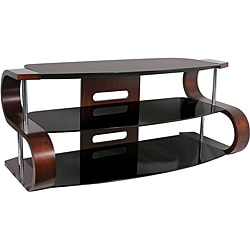 Metro Series 120 Dark Brown TV Stand