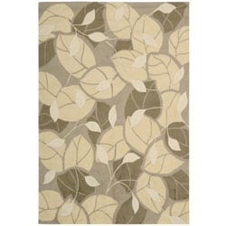 Nourison Hand-hooked Fantasy Multi Rug (8' x 10'6)