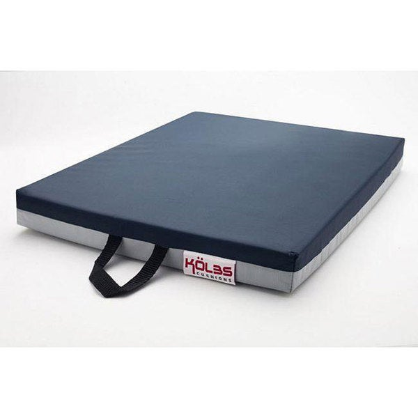Kolbs General Use Gel Wheelchair 16-inch Seat Cushion 7134387