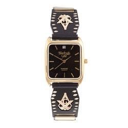 Black Hills Gold Men's Masonic Watch