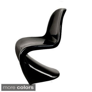 Panton Modern Sculpture Chairs (Set of 4)