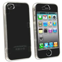 Snap-on Crystal Case for Apple iPhone 4
