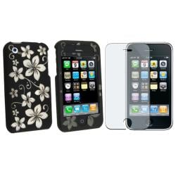 Snap-on Case/ Screen Protector for Apple iPhone 3G