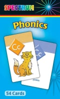 Spectrum Phonics (Cards)