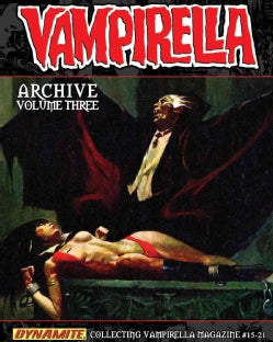 Vampirella Archives 3 (Hardcover)