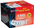 Spectrum Math Flash Card Box Set: 6 Sets of 54 Flash Cards (Cards)