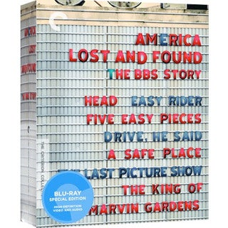 America Lost and Found: The BBS Story Box Set - Criterion Collection (Blu-ray Disc) 7136235