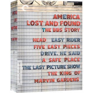 America Lost and Found: The BBS Story Box Set - Criterion Collection (DVD) 7136236