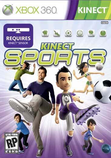 Xbox 360 - Kinect Sports