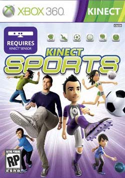 Xbox 360 - Kinect Sports