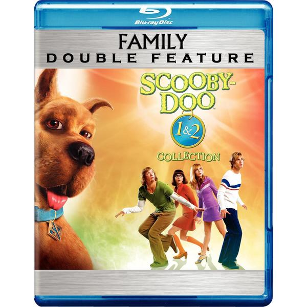 Scooby-Doo: The Movie/Scooby-Doo 2: Monsters Unleashed (Blu-ray Disc) 7136266