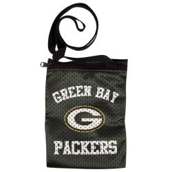 Little Earth Green Bay Packers Game Day Pouch