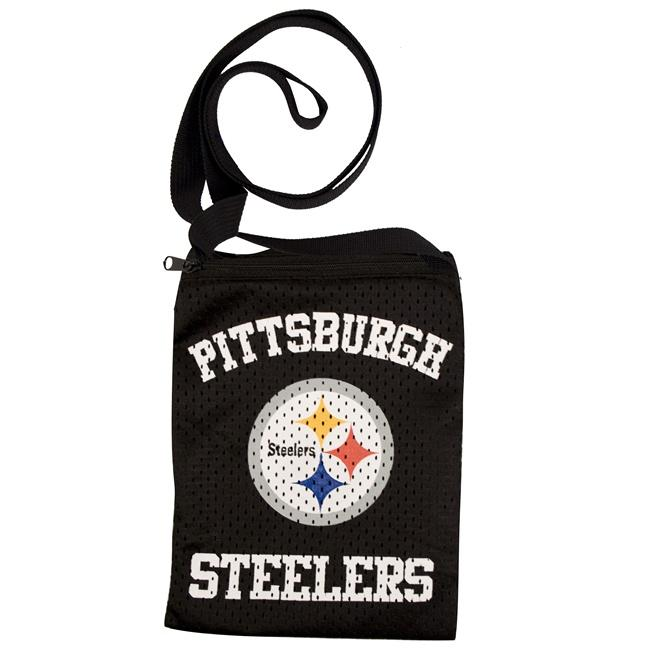 Little Earth Pittsburgh Steelers Game Day Pouch