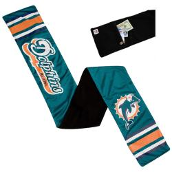 Little Earth Miami Dolphins Jersey Scarf