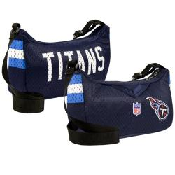 Little Earth Tennessee Titans Jersey Purse