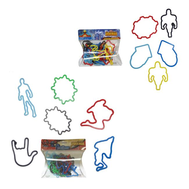 Silly Bandz Super Hero Bundle