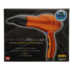 Conair Infiniti Pro 1875W Deluxe AC Hair Dryer