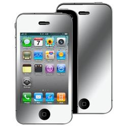 Mirror Screen Protector for Apple iPhone 4