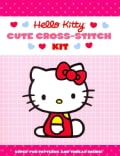 Hello Kitty Cute Cross-Stitch Kit (Paperback)