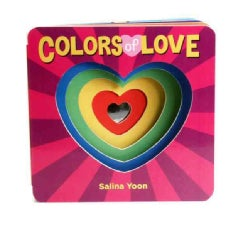 Colors of Love (Board book)