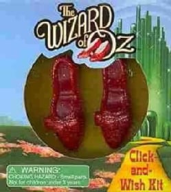 Wizard of Oz Click-and-Wish Kit (Paperback)
