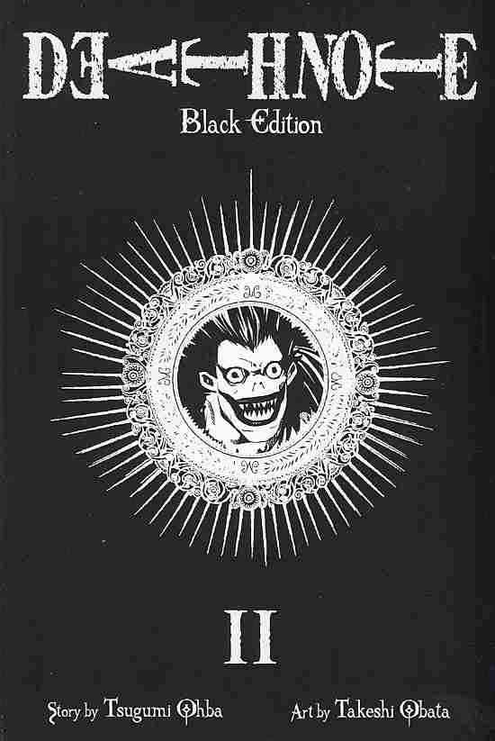 Death Note: Black Edition 2 (Paperback)