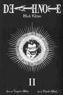 Death Note: Black Edition 2 (Paperback)