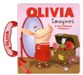 Olivia Imagines: A CarryAlong Treasury (Board book)