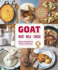 Goat: Meat, Milk, Cheese (Hardcover)