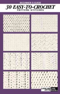 Crochet Stitches Decorative : DECORATIVE CROCHET STITCH GUIDE - CROCHET PATTERNS