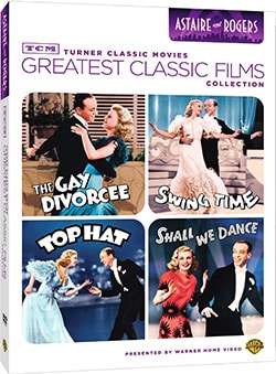 TCM Greatest Classic Films: Astaire and Rogers (DVD)