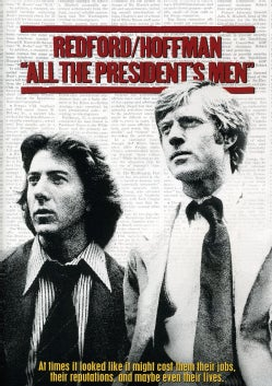All The President's Men (DVD)