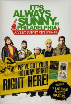 It's Always Sunny In Philadelphia: A Very Sunny Christmas Giftset (DVD)