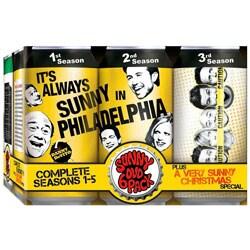 It's Always Sunny In Philadelphia Six Pack (DVD)
