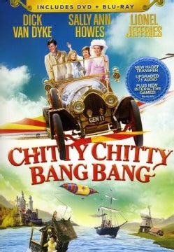 Chitty Chitty Bang Bang (Blu-ray/DVD)