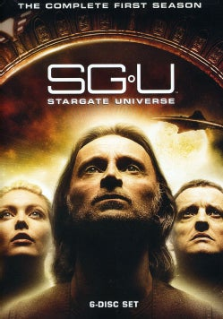 SGU Stargate Universe: The Complete First Season (DVD)
